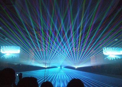 lasere evenimente